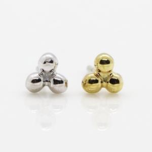 tri-bead end Auris