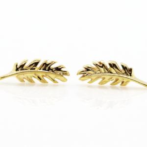 Phoenix end from Auris jewelry - veertje