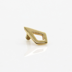 contour piercing paleo Auris jewelry